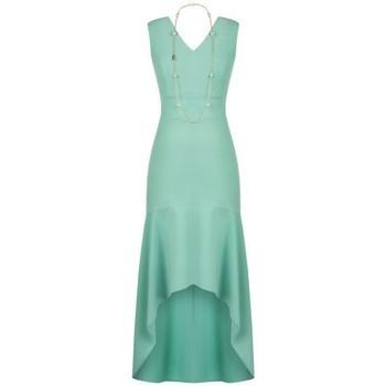 Abbigliamento Donna Abiti lunghi Rinascimento CFC0092983003 VERDE ACQUA Verde
