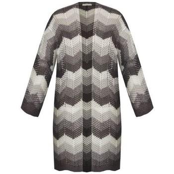 Abbigliamento Donna Gilet / Cardigan Rinascimento CFM0009083003 Grigio