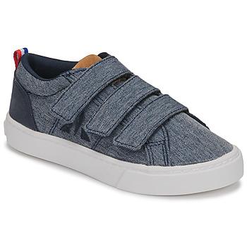 Scarpe Unisex bambino Sneakers basse Le Coq Sportif VERDON INF Blu