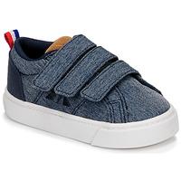 Scarpe Unisex bambino Sneakers basse Le Coq Sportif VERDON CLASSIC Blu