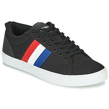 Scarpe Uomo Sneakers basse Le Coq Sportif VERDON CLASSIC FLAG Nero