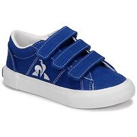 Scarpe Unisex bambino Sneakers basse Le Coq Sportif VERDON PLUS Blu