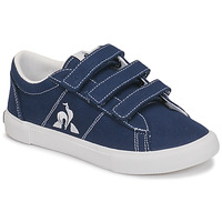 Scarpe Unisex bambino Sneakers basse Le Coq Sportif VERDON PLUS PS Blu