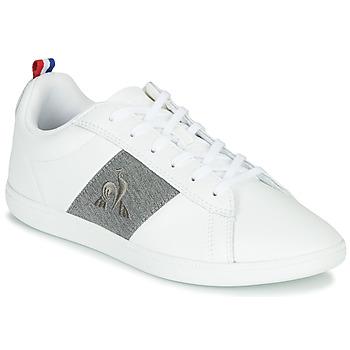 Scarpe Sneakers basse Le Coq Sportif COURTCLASSIC GS Bianco
