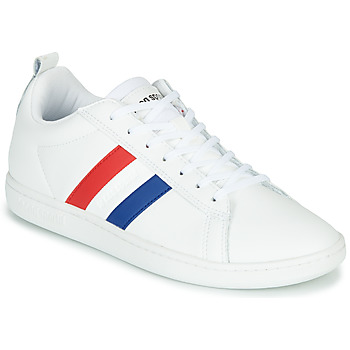 Scarpe Sneakers basse Le Coq Sportif COURTCLASSIC FLAG Bianco