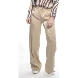 Abbigliamento Donna Pantaloni morbidi / Pantaloni alla zuava Rinascimento CFC0017214002 BEIGE Beige