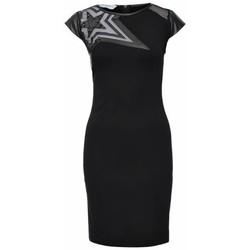Abbigliamento Donna Abiti corti Rinascimento CFC0075997003 BLACK Nero