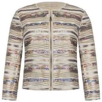 Abbigliamento Donna Giacche / Blazer Rinascimento CFC0091421003 BEIGE Beige