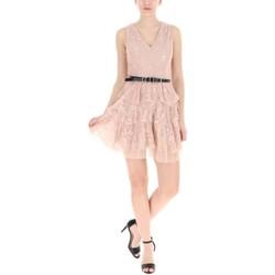 Abbigliamento Donna Abiti corti Rinascimento CFC0097069003 PIMK Rosa