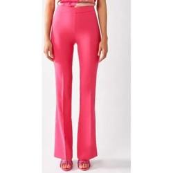 Abbigliamento Donna Pantaloni morbidi / Pantaloni alla zuava Rinascimento CFC0097495003 FUCSIA Rosa