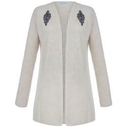 Abbigliamento Donna Gilet / Cardigan Rinascimento CFM0008161003 BIANCO Bianco