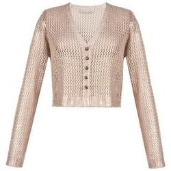Abbigliamento Donna Gilet / Cardigan Rinascimento CFM0009133003 ROSA Rosa