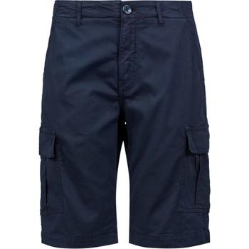 Abbigliamento Uomo Shorts / Bermuda Guess M02D17WCRK1 G720 Blu