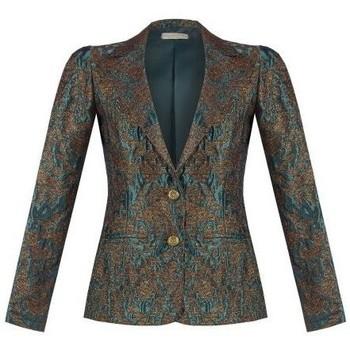 Abbigliamento Donna Giacche Rinascimento CFC0094356003 BLUOTTANIO Blu