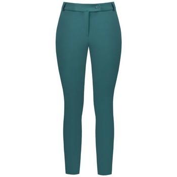 Abbigliamento Donna Pantaloni Rinascimento CFC0094414003 VERDEOTTANIO Blu