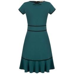 Abbigliamento Donna Vestiti Rinascimento CFC0094443003 VERDEPAVONE Altri
