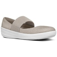 Scarpe Donna Ballerine FitFlop F-SPORTY TM MARY JANE- TOASTY BEIGE