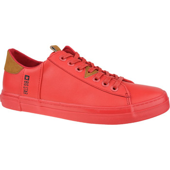 Scarpe Uomo Sneakers basse Big Star Shoes Big Top Rouge