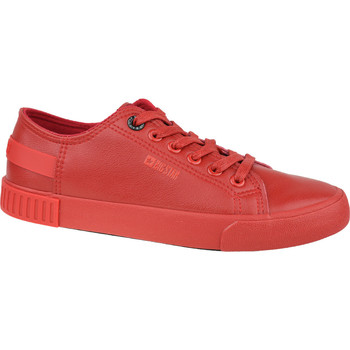 Scarpe Donna Sneakers basse Big Star Shoes Big Top Rouge