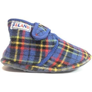 Scarpe Bambino Pantofole Island ATRMPN-20451 Blu