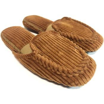 Scarpe Unisex bambino Pantofole Champ ATRMPN-20456 Marrone