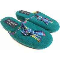 Scarpe Bambina Pantofole Lineador ATRMPN-20494 Verde