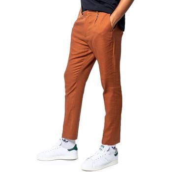 Abbigliamento Uomo Chino Antony Morato MMTR00546-FA800126 Marrone