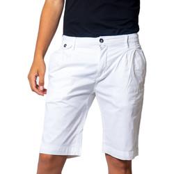 Abbigliamento Uomo Shorts / Bermuda Brian Brome 20SPBE04 Bianco