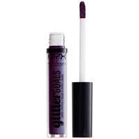 Bellezza Donna Gloss Nyx Glitter Goals Liquid Lipstick amethyst Vibes