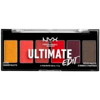 Bellezza Donna Cofanetto ombretti Nyx Ultimate Edit Petite Shadow Palette phoenix 6x1,2 Gr
