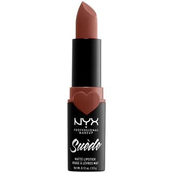 Bellezza Donna Rossetti Nyx Suede Matte Lipstick free Spirit 3,5 Gr