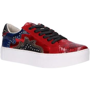 Scarpe Donna Sneakers Sixty Seven 79898 Rojo