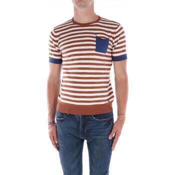 Abbigliamento Uomo Polo maniche corte Manuel Ritz 2832M508-203382 nd