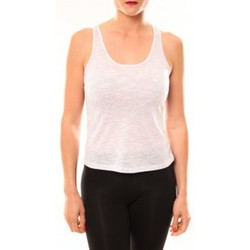 Abbigliamento Donna Top / T-shirt senza maniche Meisïe Débardeur 50-502SP15 Lavande Viola
