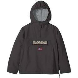 Abbigliamento Bambino giacca a vento Napapijri GIUBBINO Grigio