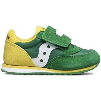 Scarpe Bambino Sneakers basse Saucony SCARPSL261032 Verde