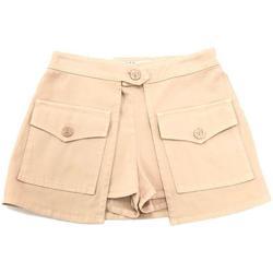 Abbigliamento Bambina Pantaloni Patrizia Pepe RAGAZZA Beige