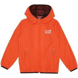 Abbigliamento Bambino Piumini Emporio Armani EA7 GIUBBOTTO JUNIOR 3HBB01-BN28Z Rosso