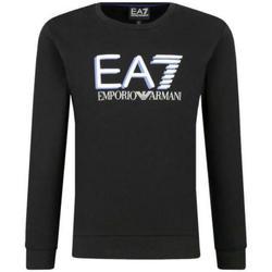 Abbigliamento Bambino Felpe Emporio Armani EA7 FELPA JUNIOR 3HBM53-BJ05Z Nero
