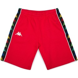 Abbigliamento Bambino Shorts / Bermuda Kappa BERMUDA BIANCO Rosso