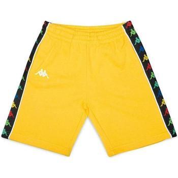 Abbigliamento Bambino Shorts / Bermuda Kappa BERMUDA BIANCO Giallo