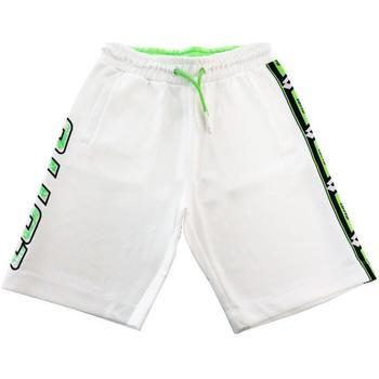 Abbigliamento Bambino Shorts / Bermuda Lotto BERMUDA Bianco