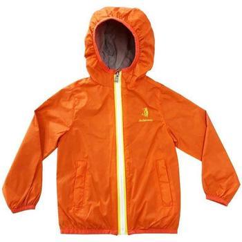 Abbigliamento Bambino giacca a vento Jeckerson GIUBBOTTO JUNIOR GIALLO Arancio