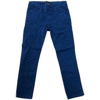 Abbigliamento Bambino Chino Jeckerson PANTALONE ROYAL Blu
