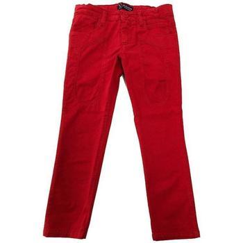 Abbigliamento Bambino Chino Jeckerson PANTALONE Rosso