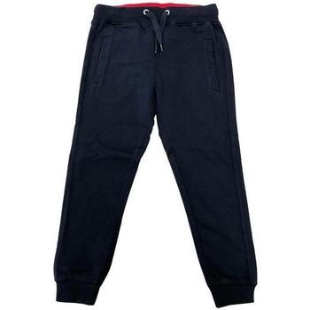 Abbigliamento Bambino Pantaloni da tuta Jeckerson PANT.FELPA Blu