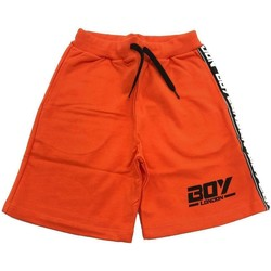 Abbigliamento Bambino Shorts / Bermuda Boy London BERMUDA RAGAZZO Arancio