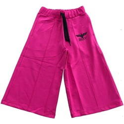 Abbigliamento Bambina Pantaloni da tuta Boy London PANT.FELPA RAGAZZA Fuxia