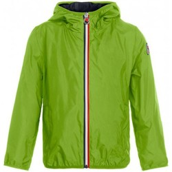 Abbigliamento Uomo giacca a vento Invicta GIUBBOTTO 1514 LIME BLU Verde