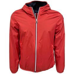 Abbigliamento Donna giacca a vento Invicta GIUBBOTTO 1538 MATTONE BLU Bordeaux